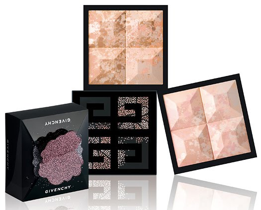 Givenchy Blooming Fall 2010 Makeup